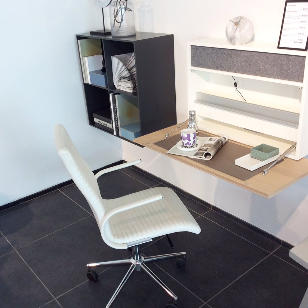 Boconcept Bahrain On Twitter Cupertino Wall Mounted Desk