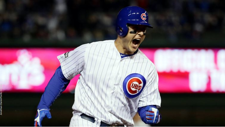 Chicago Cubs defeat Dodgers, advance to World Serieskprc2