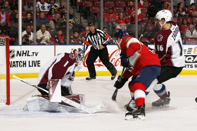 Defensive miscues costs Avalanche at Florida