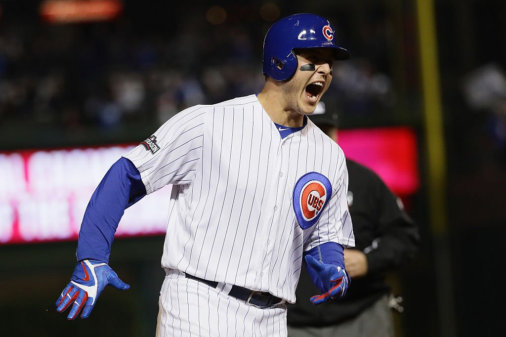 Cubs close out Dodgers to clinch first World Series berth since 1945