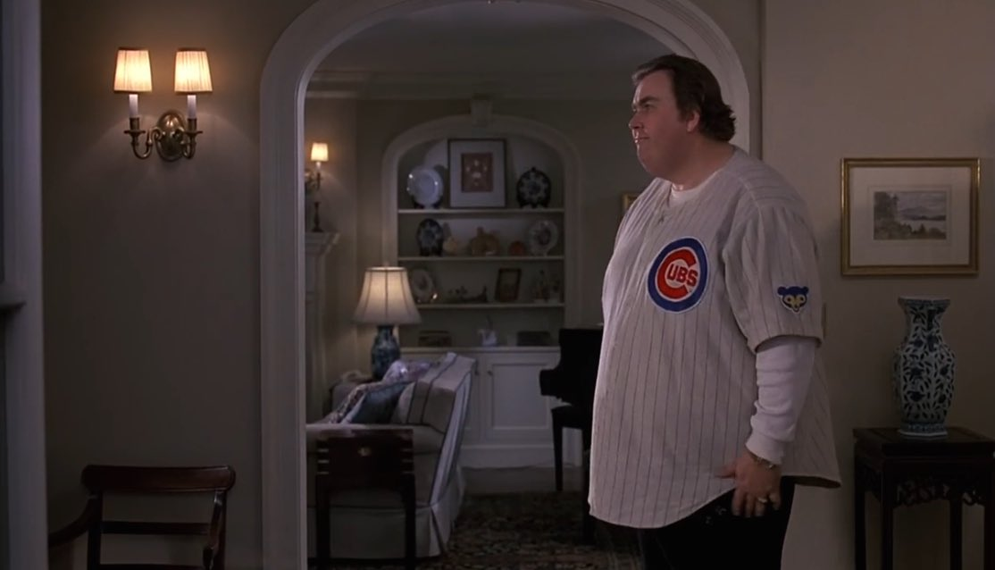 John Candy is SOOOO happy right now.....and that makes me happy. #Cubs https://t.co/c62hYEHYGd
