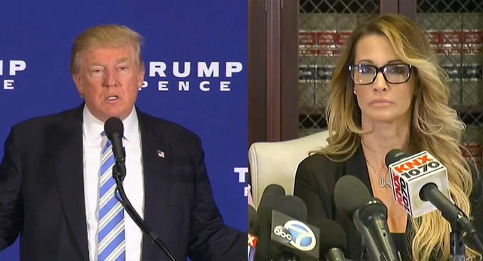 11th Woman Accuses Trump of Inappropriate Sexual Conduct