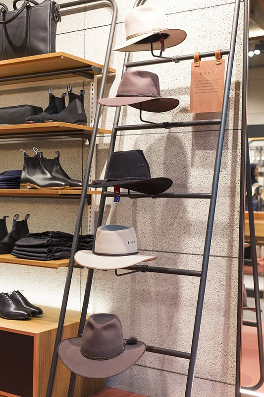 Explore the lovely @RMWilliamsUK store at @westfieldlondon :  #menswear #shopping