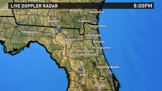 Radar check: Download our weather app at and follow me @fcnmike