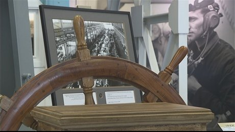 Wave of memories hits navy veterans reunited at Military Museums