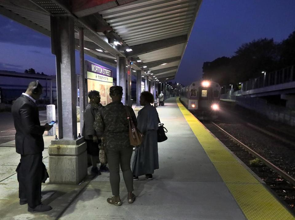 Fairmount Line riders cry foul after same Keolis train is canceled five days in a row