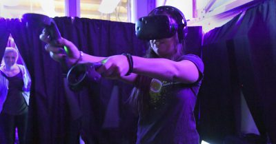 What it's like when virtual reality gets inside your head for Denver's newest haunted house