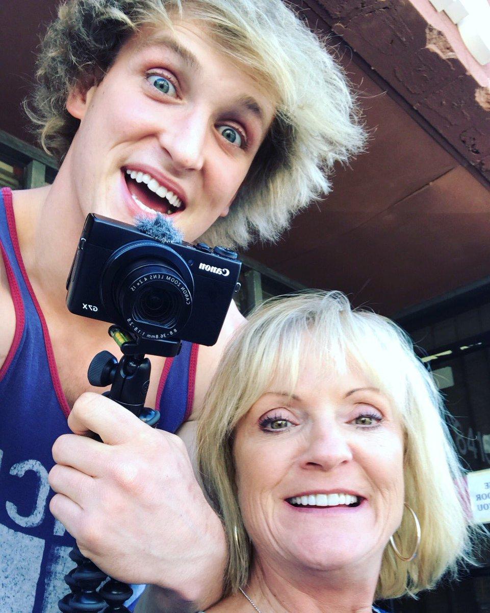 Logan Paul Mother
