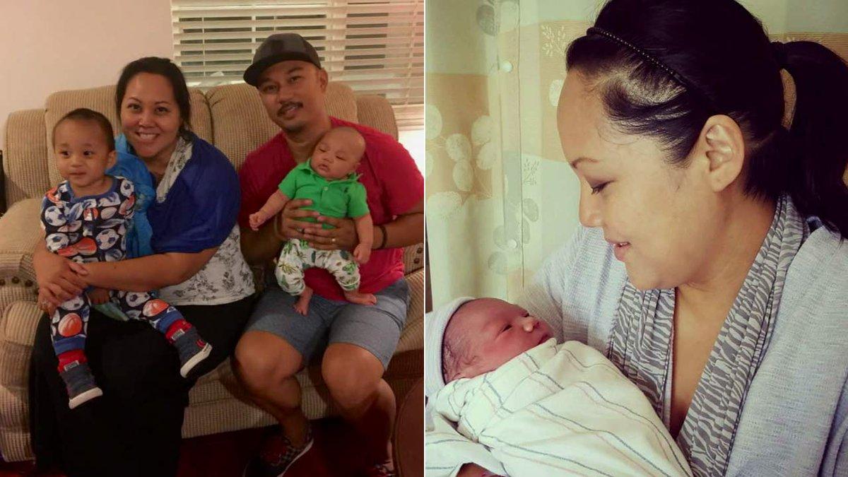 Man seeks to raise postpartum depression awareness after wife kills baby, herself abc13