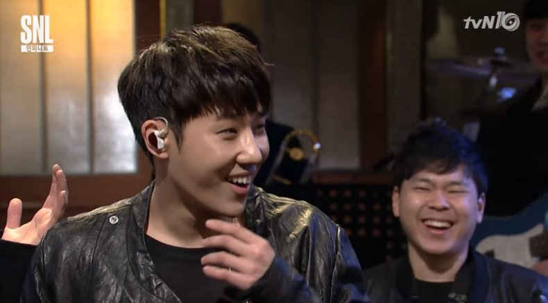"""SNL Korea"""" Teases #INFINITE's Sunggyu For His Old School"""