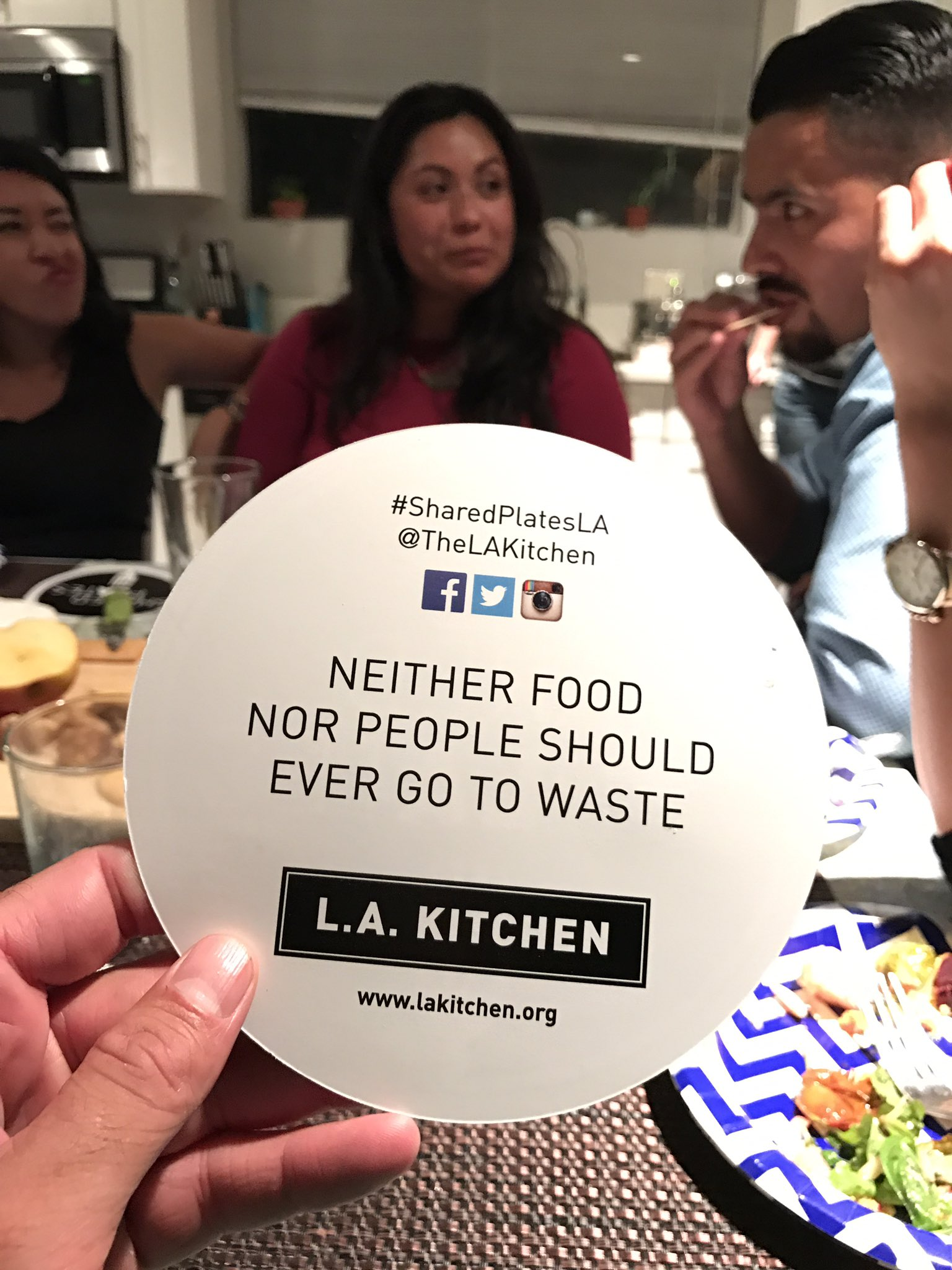 #sharedPlatesLA @TheLAKitchen https://t.co/oc3LP4I1I1
