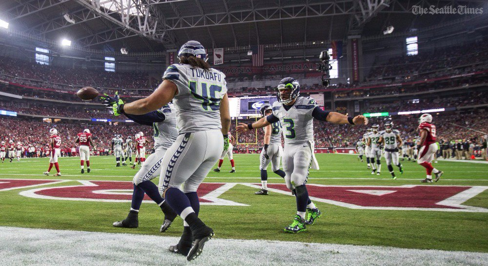 Seahawks and Cardinals face off featuring new ways to win football games | @bcondotta