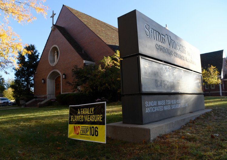 Where have all of Colorado's campaign yard signs gone?