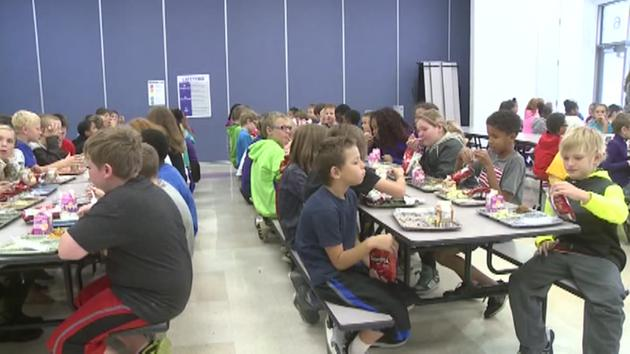 Motel owner donated about $700 to the school to cover all overdue lunch balances abc13
