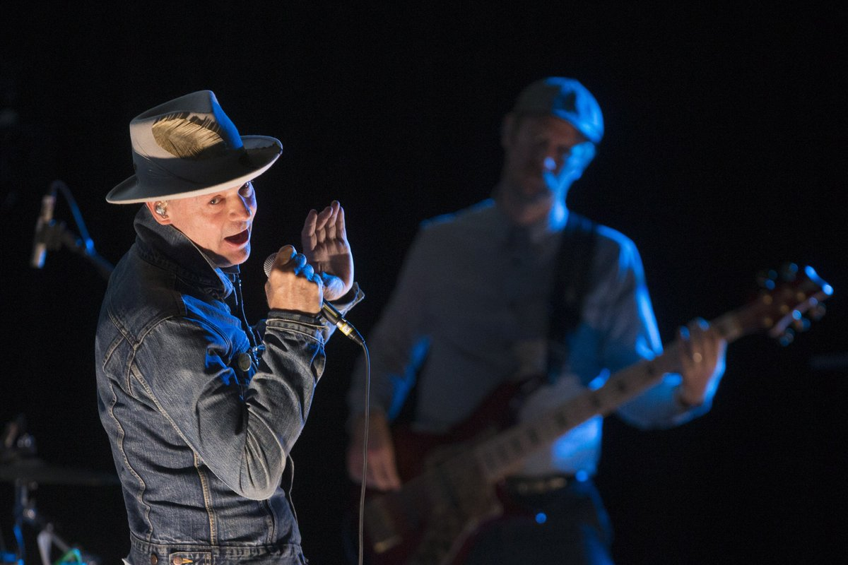 Gord Downie highlights story of Chanie Wenjack with 'Secret Path' show in Toronto