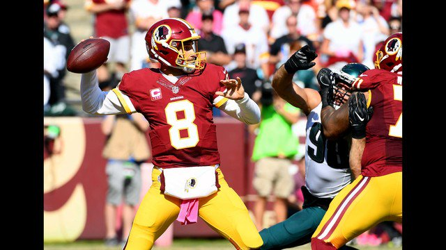 Redskins vs. Lions: Players and Positions to watch