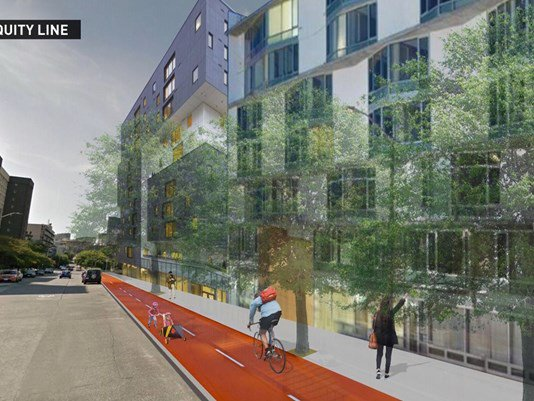 An idea for Seattle's Jungle: Homes, parks, and trails