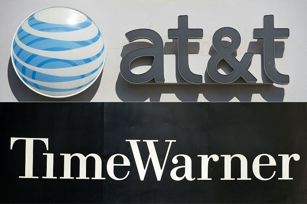 AT&T to buy Time Warner in media mega-deal