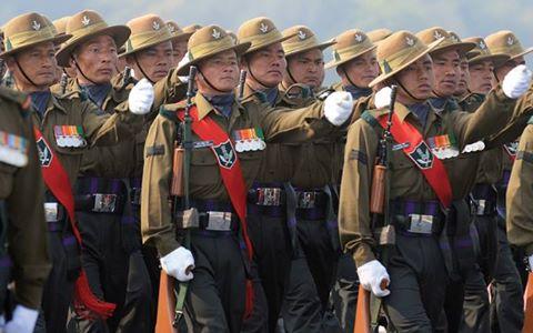 भारतीय सेनामा भर्ती हुनेको भीड