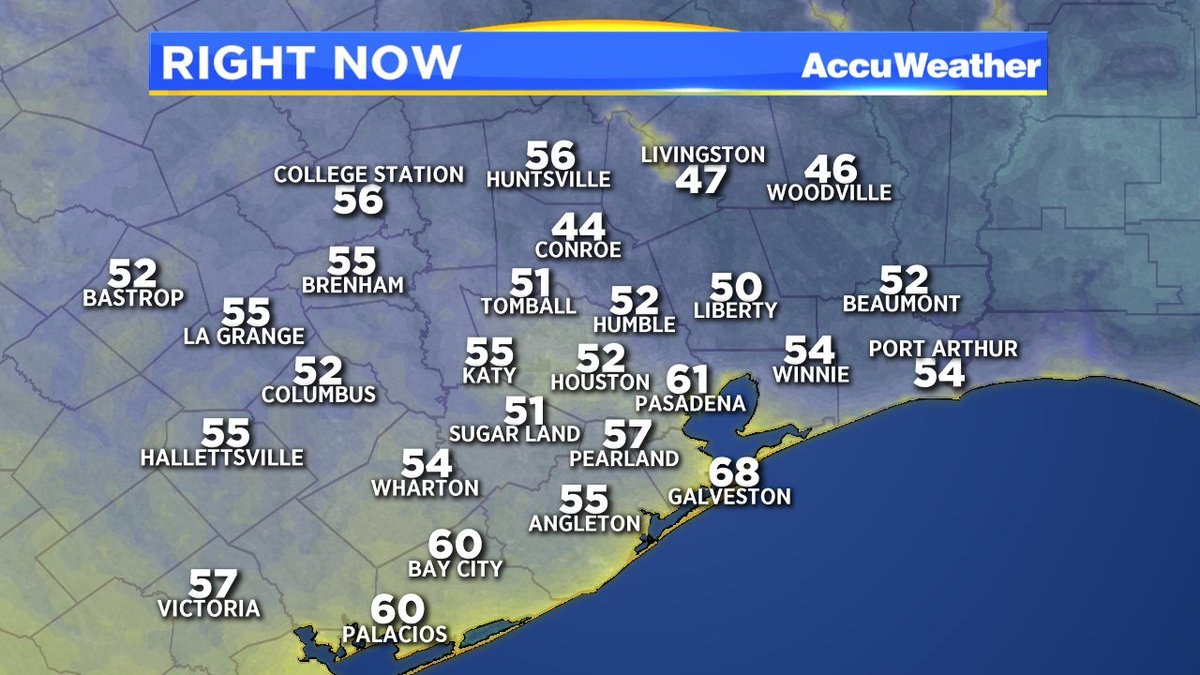 Good Sunday morning! Temps are running 5-8 degrees warmer in some spots, but still cool and crisp this morning.