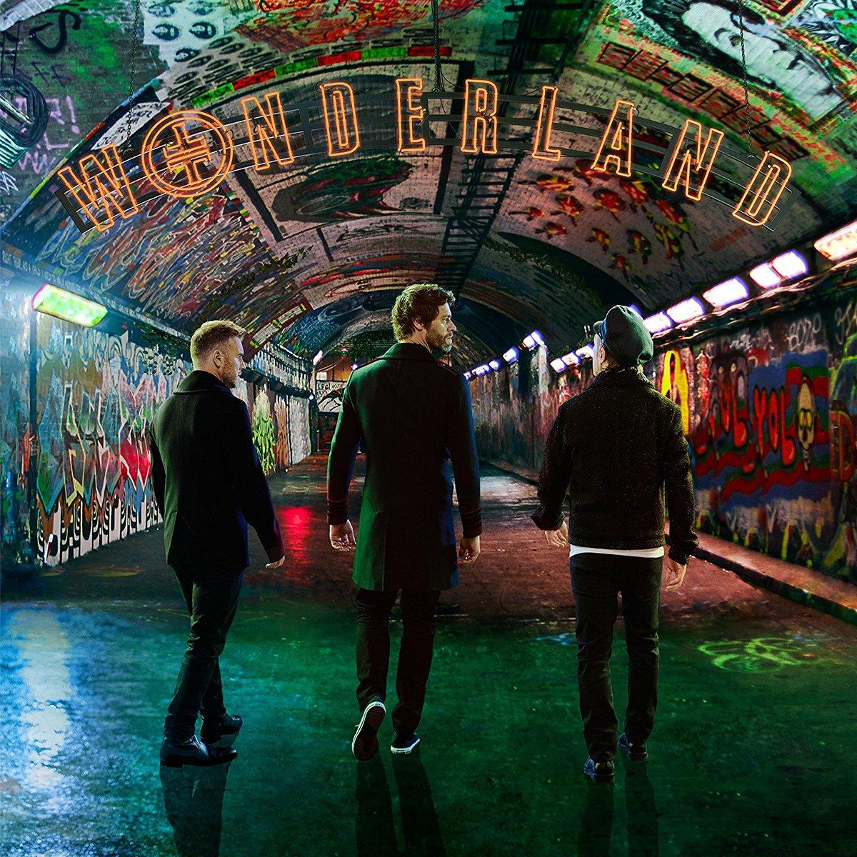 "Take That on Twitter: ""Pre-order the new album Wonderland ... Take That Album"