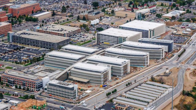 Aurora VA hospital 78 percent complete, on track for early 2018 opening