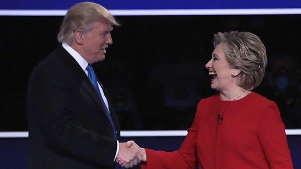 Trump praises Clinton in newly-discovered tape