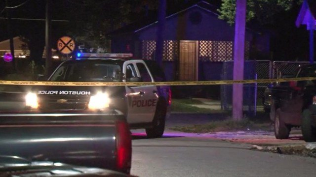 Four people injured in drive-by shooting in N. Houston