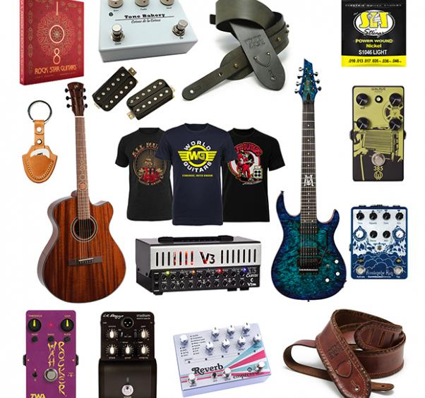 Gear Up for Fall! Enter to Win a Huge Prize Package from Guitar World https://t.co/yFnO2cuURB via @guitarworld https://t.co/cl2kdU1VPd