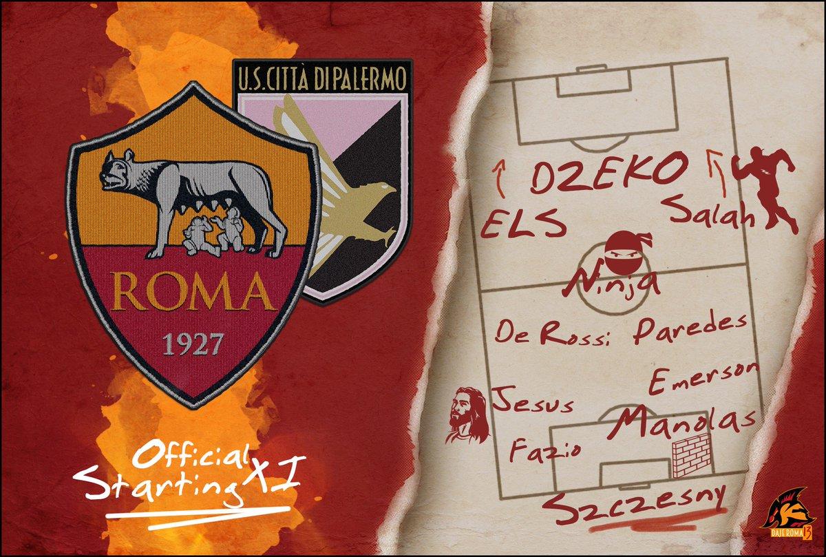 Partite Streaming Rojadirecta: ROMA-Palermo e REAL MADRID-Athletic Bilbao, dove vedere i match di Oggi 23 ottobre in DIRETTA TV.