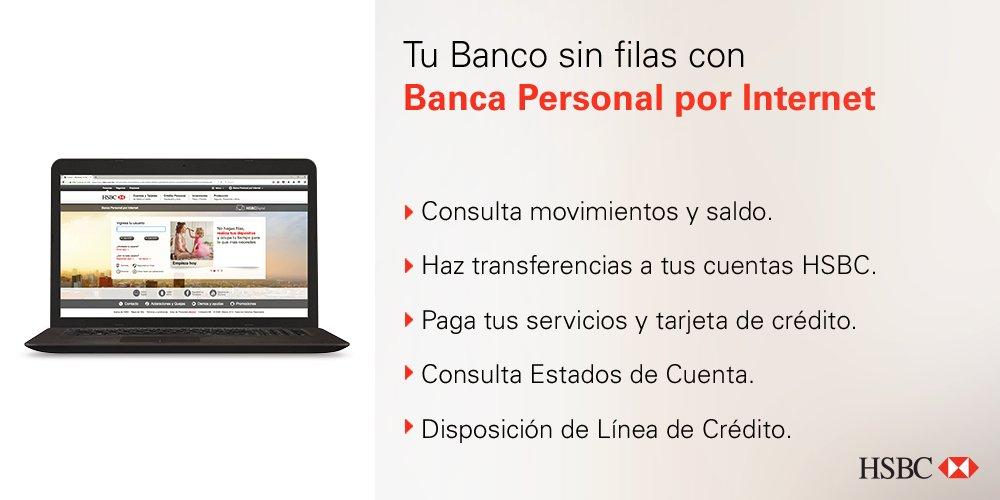Hsbc México On Twitter Ya Conoces Los Beneficios De Usar Banca