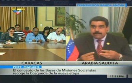 Misiones emprenden plan para afianzar el socialismo en lo territorial y lo social