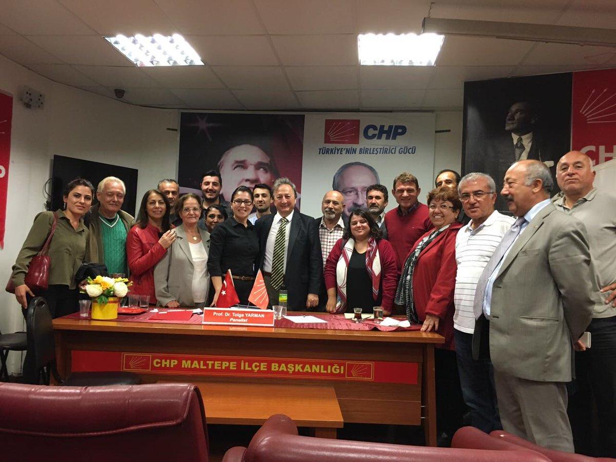 CHP Maltepe on Twitter: