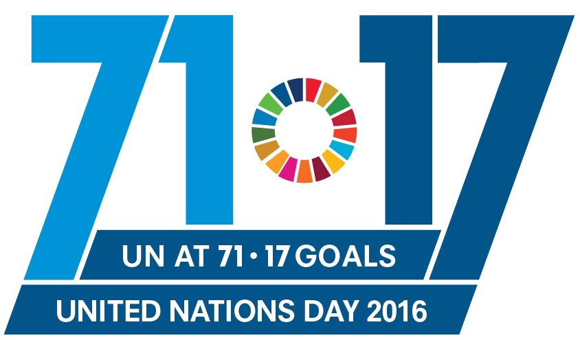 71 years of service to the world 17 #GlobalGoals for people & the planet  Monday is #UNDay! https://t.co/eXxJ9jpH5d