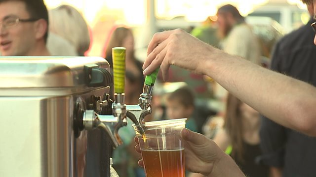 New brewery hires developmentally disabled, teaches them to make beer