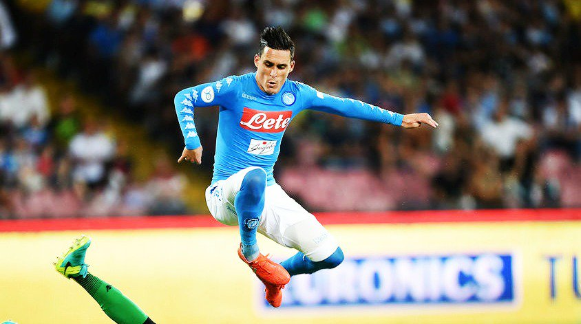 NAPOLI-EMPOLI Streaming Rojadirecta: vedere Diretta Gratis con PC Tablet Periscope Video iPhone YouTube Live 26 ottobre 2016 ore 20:45.