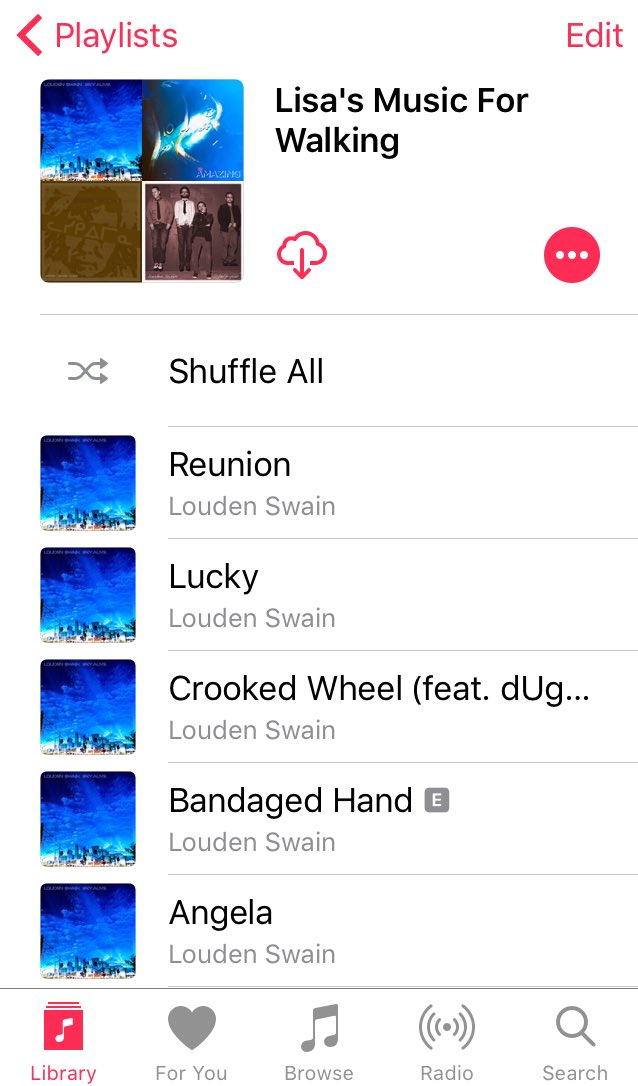 Thank you also to @LoudenSwain1 for keeping me company on my 5K this weekend! 🏃🏻♀️🎵💙 #StepsForKindness https://t.co/wSl4zmc5Jy
