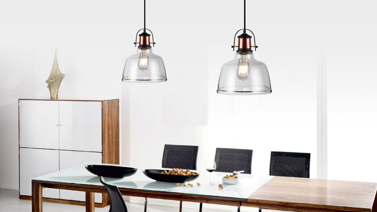 ... Pendant Lights As Per Your  Mood.https://www.vtacled.com/uk/led Bulb Accessories Transparent Pendant  Light Black Canopy E27 Base.html U2026pic.twitter.com/ ...