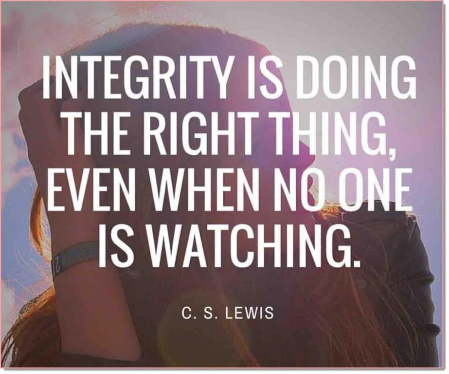 Integrity Is Doing.... https://t.co/AB1sJqg9Q4