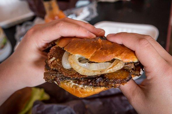 Inside Toronto's new destination for barbecue sandwiches