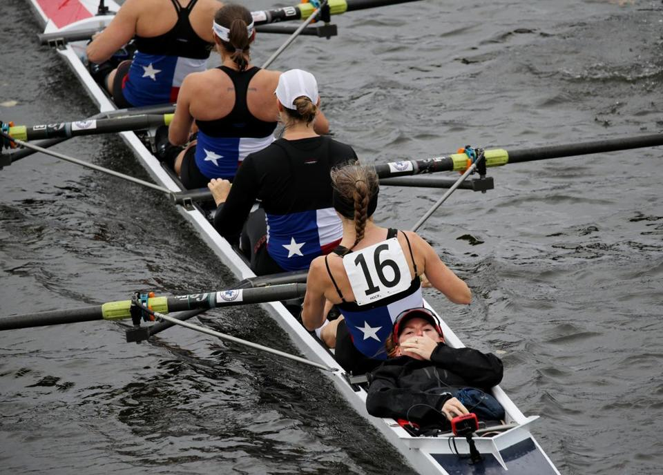 See photos from this year's Head of the Charles regatta @HOCR