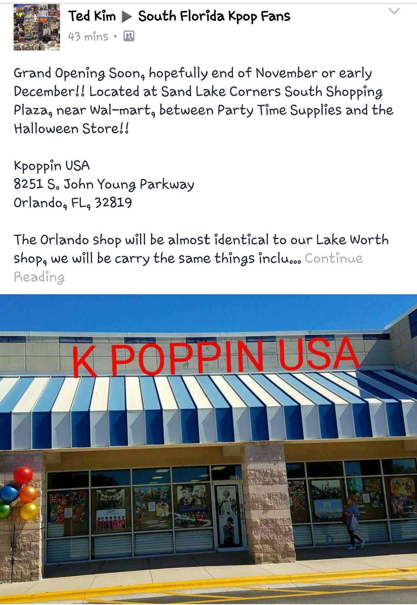 South Florida Kpop on Twitter: