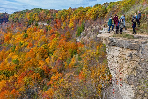 Fall day trips from Toronto