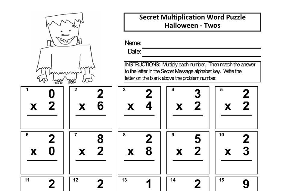 multiplicationcom on twitter free halloween multiplication  multiplicationcom