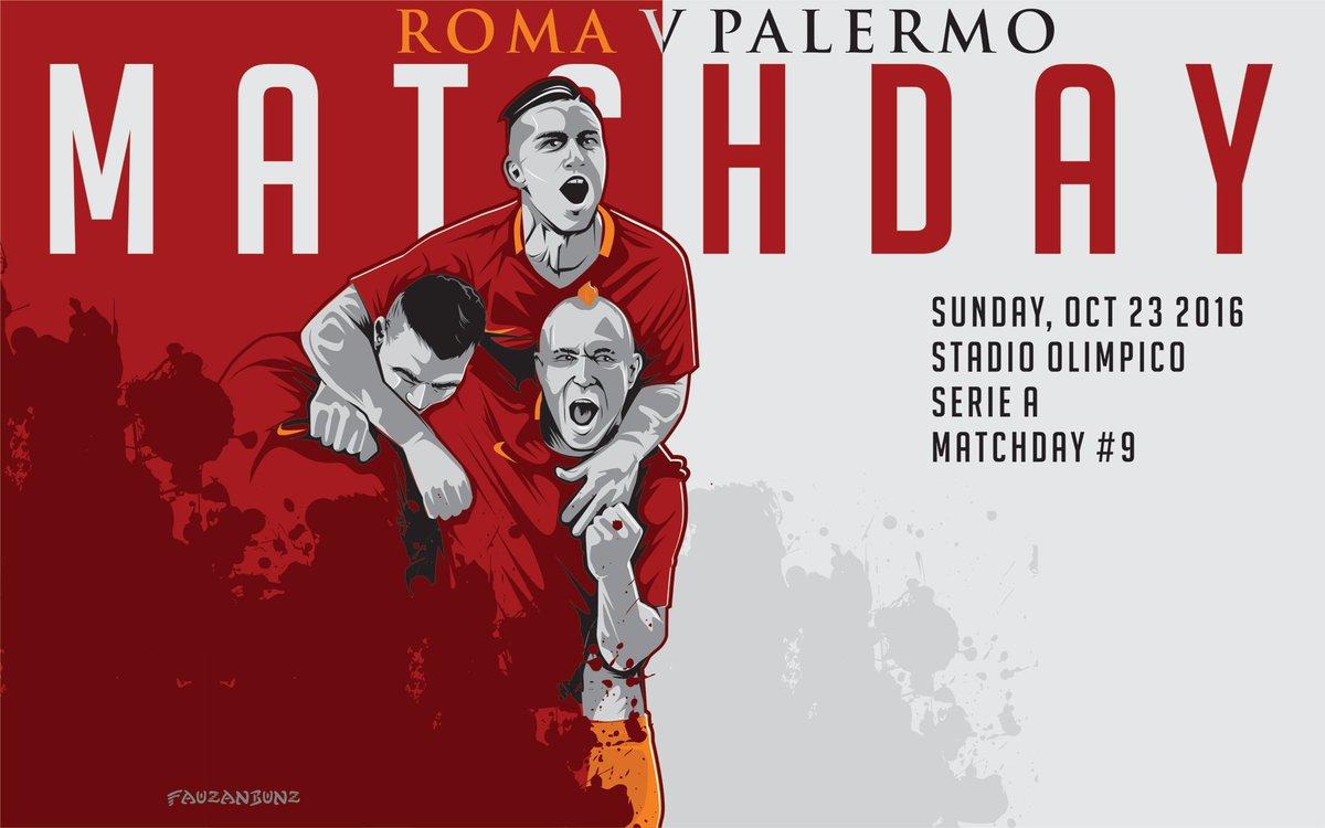 DIRETTA ROMA-PALERMO Streaming Gratis su TV Sky Mediaset dalle 20:45 di oggi