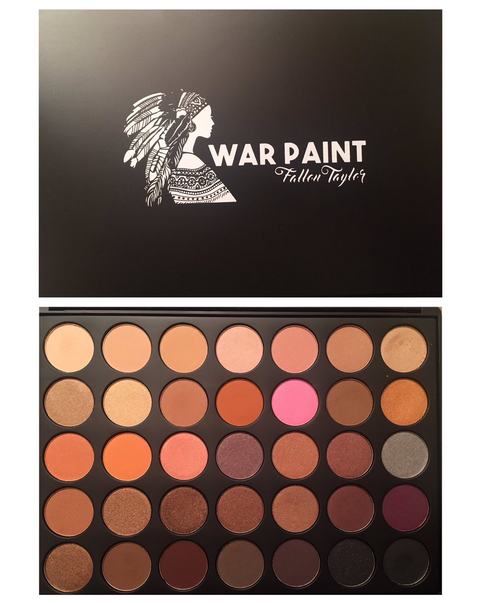 Kelly O Connor On Twitter I M In Love With The New Warpaint By Fallon Taylor Eyeshadow