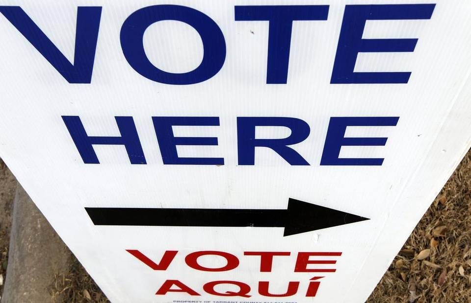 Texans: Early voting in Nov. 8 election starts Monday Txelex DFWvotes