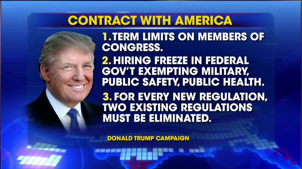 the contract of america Most of us look back at the 1994 'republican contract with america' as a short-term political ploy fostered by newt gingrich to partisan democrats, it was an act of flagrant hypocrisy whose success draws painful memories to the scandal-ridden gop, the 'contract' is a piece of history, best left to the past, unexamined.