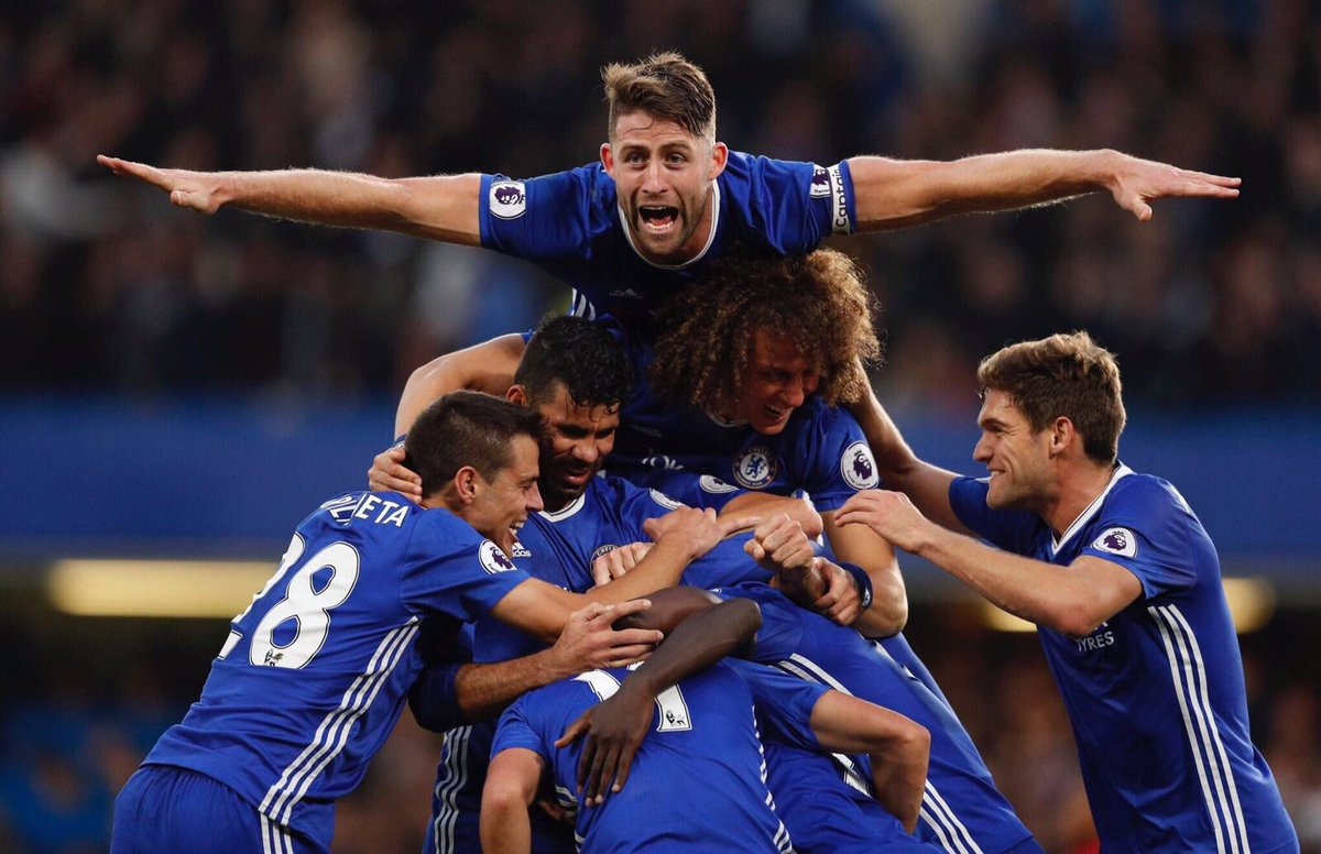 Chelsea 4 0 Manchester United