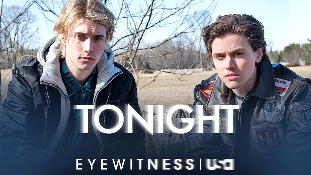 Another thriller from @adihasak creator of @NBCShadesOfBlue... check out #Eyewitness on @USA_Network! https://t.co/W4r80eP5wo